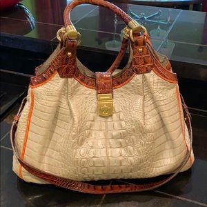 Brahmin Satchel Style Bag / Great Condition! /$200